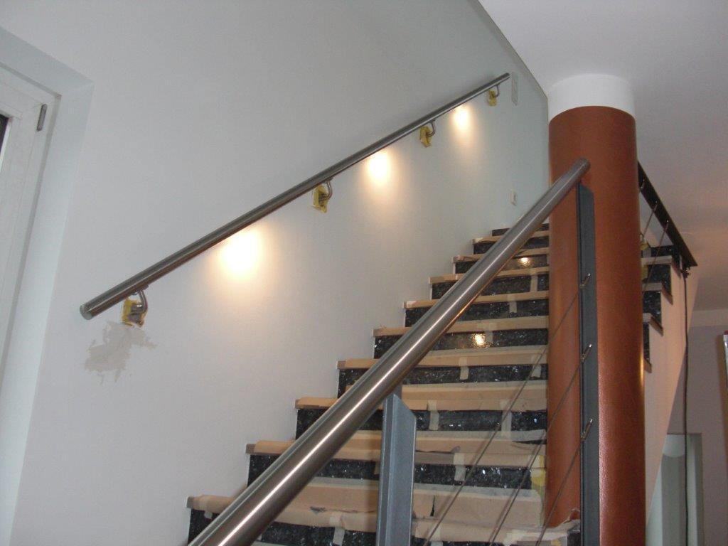 Handlauf mit LED Beleuchtung Edelstahl Berlin-Mitte