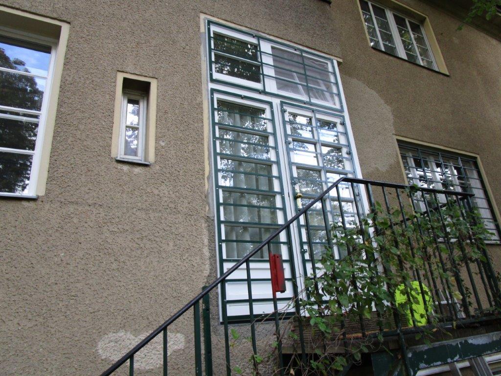 Einbruchsicherung Flachstahlgitter Berlin