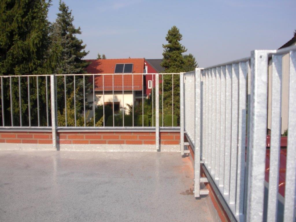 Terrassengeländer Schlosserei, Berlin-Hellersdorf
