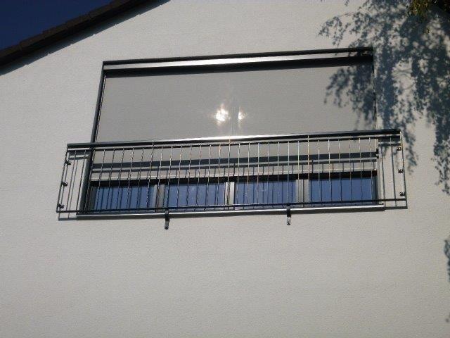 französisches Fenstergitter extralang pulverbeschichtet Berlin-Dahlem